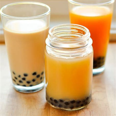 How To Make Boba & Bubble Tea At Home Kitchn