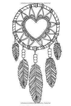printable adult coloring pages dreamcatchers part
