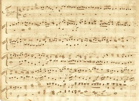 Free Sheet Music Bach Johann Sebastian Author Johann