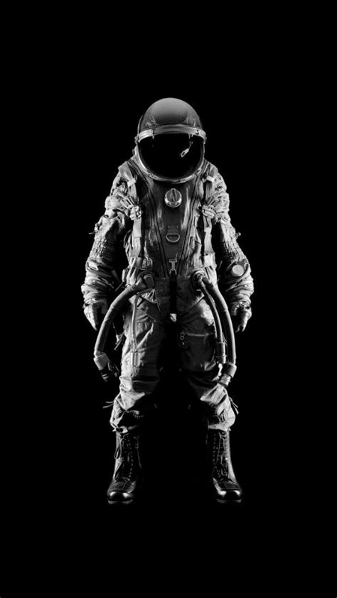Men suit helmets simple background black astronaut