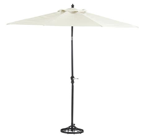 garden oasis umbrella sears garden oasis 10 square offset