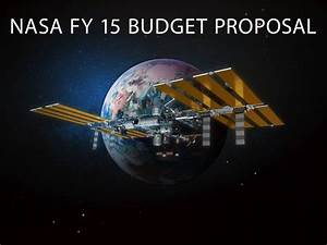 Choices: NASA FY 2015 budget – ISS, Russia, SLS ...
