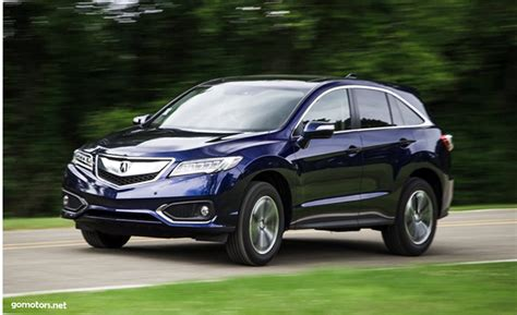 acura rdx awd review