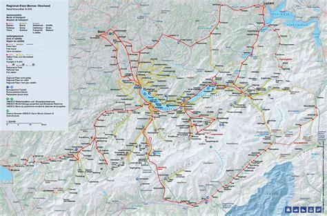 regional pass bernese oberland official ticketshop