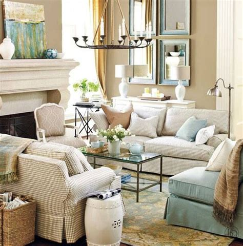 Living room decor inspiration Living Rich on LessLiving