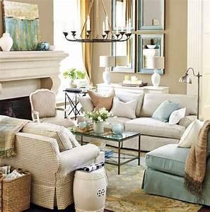 Living room dec... Ballard Designs