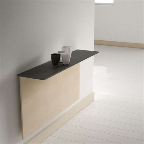 table pliante murale cuisine table pliante murale contemporaine click 4 pieds