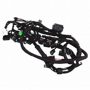 Volkswagen Beetle Convertible Engine Wiring Harness  Liter