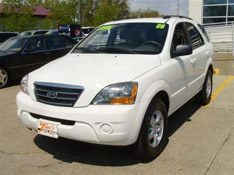 2008 Kia Sorento For Sale by 2008 Kia Sorento For Sale In Des Moines Ia 64927