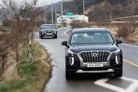 hyundai palisade driven morgans    trumps
