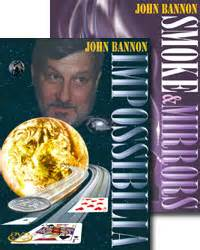 smoke and mirrors mmp dvd bannon s impossibilia and smoke mirrors dvd set meir yedid magic