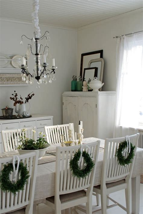 ideas  christmas dining rooms  pinterest