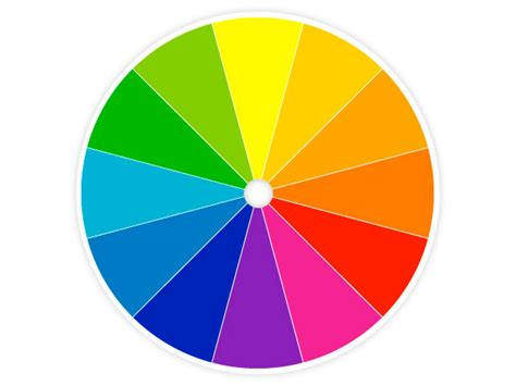 color wheeel elementary color wheel k 5 lessons tes teach