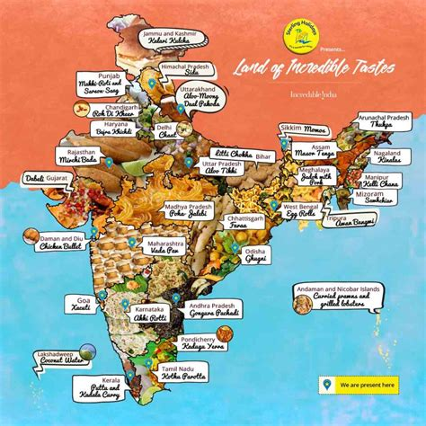 different indian cuisines 100 dharamsala india map india route roadpaper literally