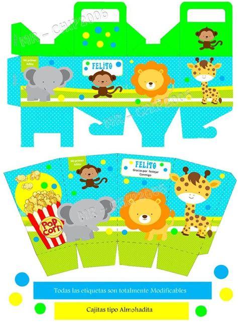 kit imprimible gratis de animales buscar con para cumple de 2 a 241 itos animalitos