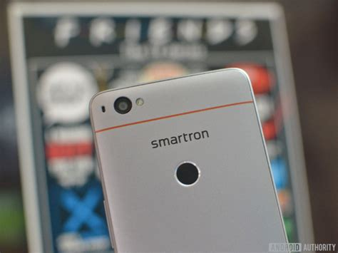 indian startup smartron unveils its next smartphone the srt phone android authority