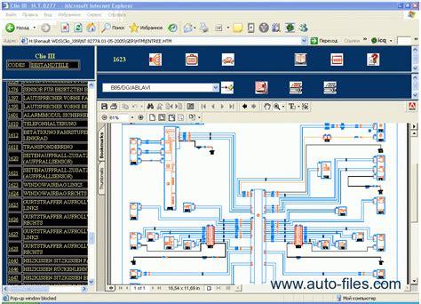 Renault Visu Repair Manuals Download Wiring Diagram