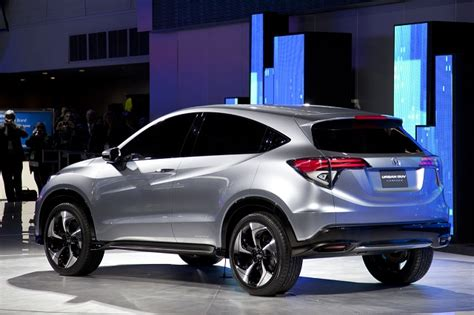 2019 Honda Urban Suv Concept  Car Photos Catalog 2018