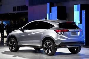 2019 Honda Urban Suv Concept