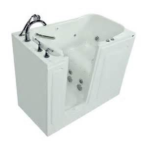 4ft bathtubs home depot american standard gelcoat 4 ft walk in whirlpool and air