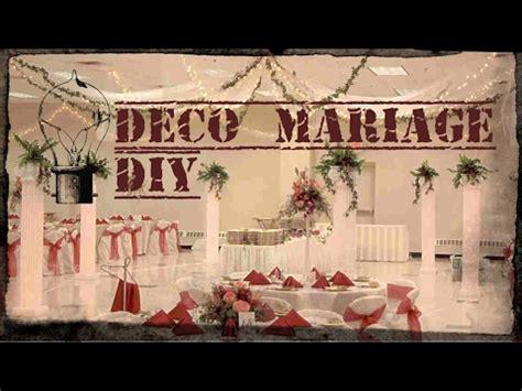 decoration mariage a faire soi meme 16 splendides d 233 corations de mariage 224 faire soi m 234 me