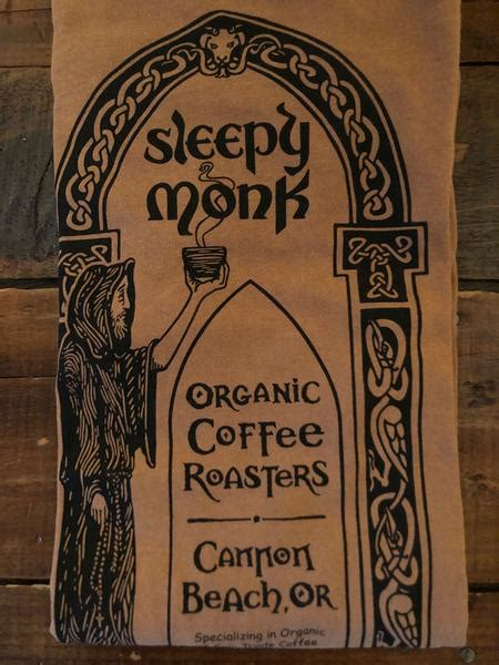 We do mail order normally, but we were sleepy monk's coffee is terrific. T-Shirt Espresso - Sleepy Monk Coffee Roasters - Cannon ...