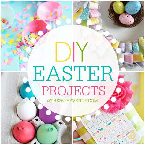 easter crafts and diy decor ideas the 36th avenue