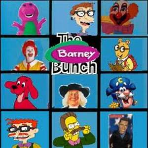 The Barney Bunch | Know Your Meme