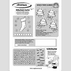 Holiday Worksheets  English For Kids
