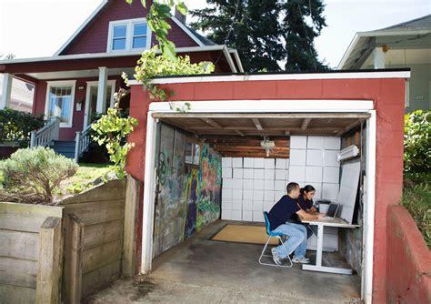 garage startup sources of business start up money