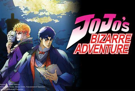 Which Jojo Anime To Watch First Jojo Bizarre Adventure Anime Www Pixshark Com Images