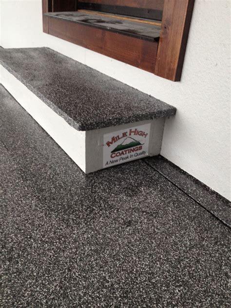 garage floor coating colorado springs mile high coatings epoxy garage floors co best