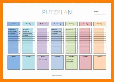 Wochenplan Haushalt Vorlage by 12 Wochenplan Haushalt Your Future