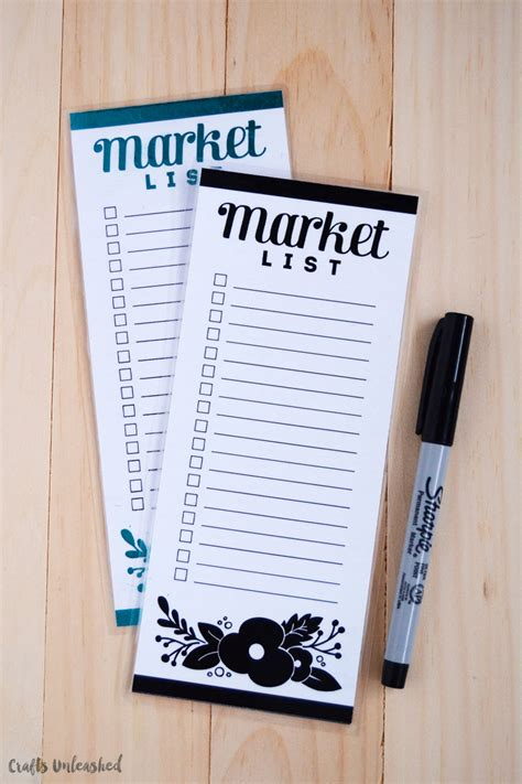 grocery list template  printable consumer crafts