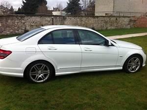 Mercedes Classe C Blanche : mercedes pack amg ~ Maxctalentgroup.com Avis de Voitures
