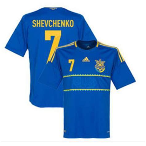 His jersey number is 30. adidas Ukraine Shevchenko #7 Soccer Jersey (Away 2012/13 ...