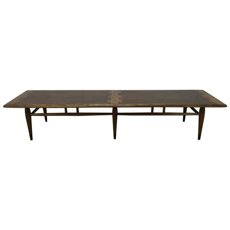 extra long coffee table extra long lane dovetail coffee table for sale at 1stdibs