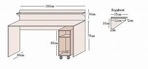 Schreibtisch Selbst Bauen : bauanleitung schreibtisch bauplan ~ A.2002-acura-tl-radio.info Haus und Dekorationen