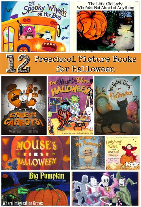 12 picture books for preschoolers where 564 | 12 spooky halloween picture books preschool