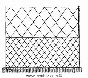 Fabriquer Un Treillage En Fil De Fer : d finition d 39 un treillage ~ Voncanada.com Idées de Décoration