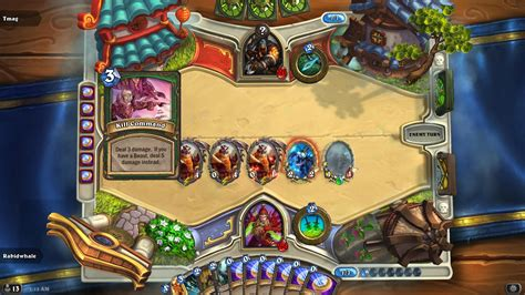 lorewalker cho legend deck cho s mill magic hearthstone decks