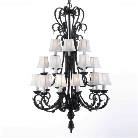 large foyer chandeliers large foyer entryway wrought iron chandelier lighting