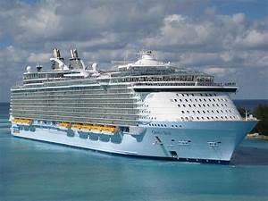Top 10 Largest Cruise Ships in the World | World Most