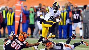 Steelers Wr Antonio Brown Recovering Well From Concussion
