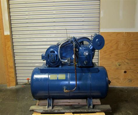Ingersoll Rand Compressed Air by Lot 60 Ingersol Rand Air Compressor Wirebids