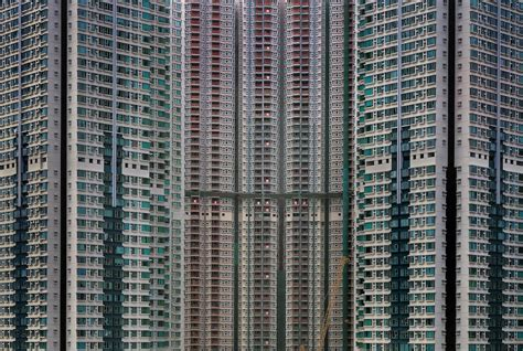 dizzying pics  hong kongs massive high rise