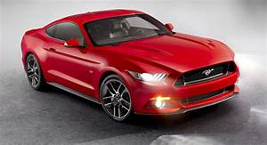 Sixth-generation Ford Mustang: first details on 2.3L Ecoboost inline-4 and 5.0L V8 engines Image ...