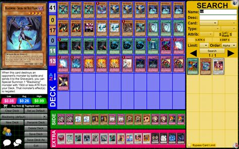 yugioh blackwing deck profile update yugioh best blackwing deck profile april 1st