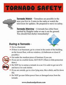 That Time Is Upon Us  Tornado Safety Tips  Tornado  Safety