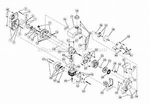 Bolens Bl410 21bk410g163 Parts List And Diagram